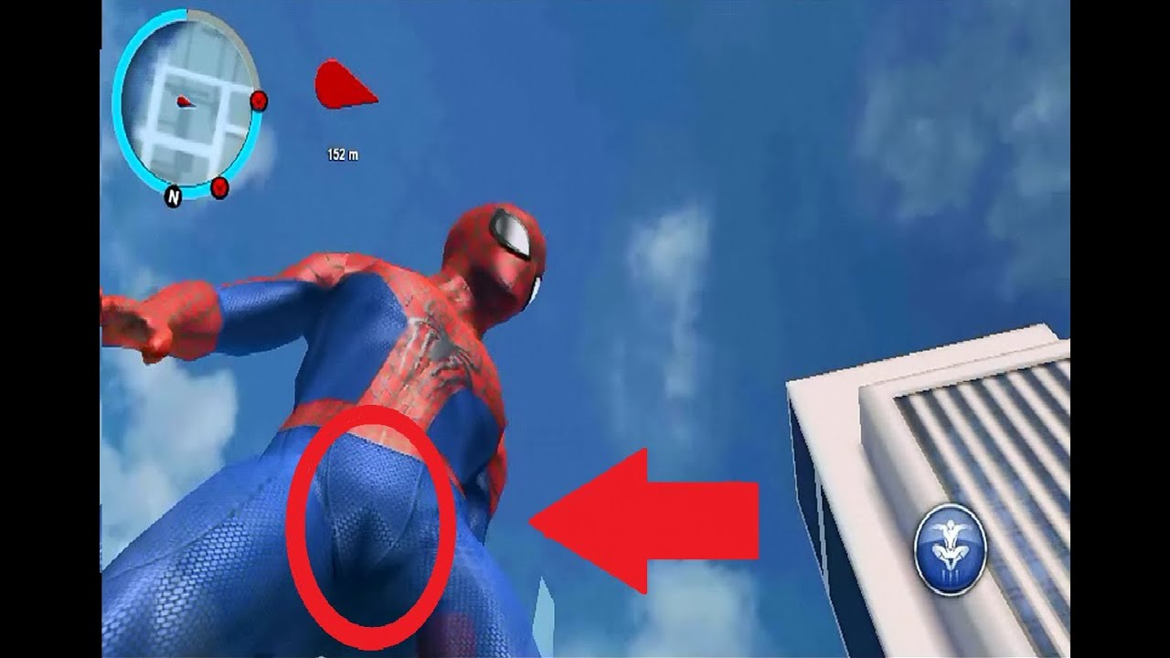 Download Game The Amazing Spiderman 2 Apk