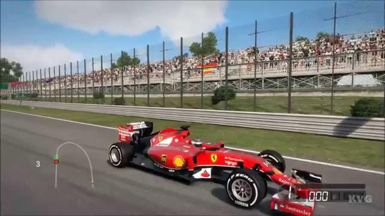 F1 2014 - Scuderia Ferrari | Ferrari F14 T Gameplay (PC HD) [1080p ...