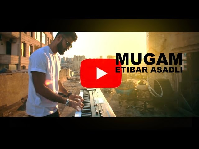 Etibar ASADLI - MUGAM ( Microtonal Piano )