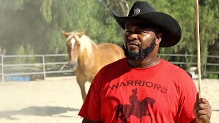 California Legion member helps fellow veterans with equine therapy