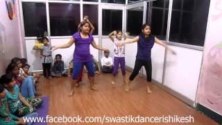 Aashiqui 2 Mashup song dance by swastik dance rishikesh