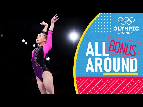 World Championships behind-the-scenes | All Around Bonus Content