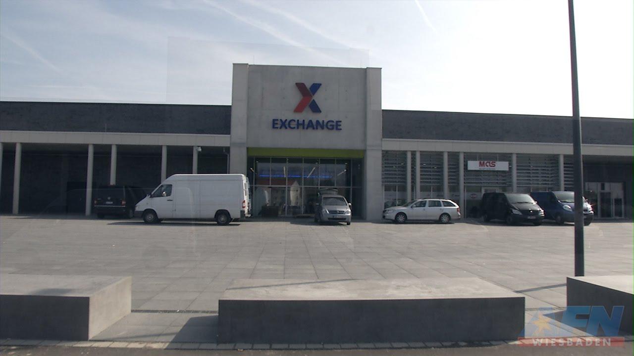Wiesbaden Exchange Sneak Peek YouTube – Wiesbaden Army Housing Floor Plans