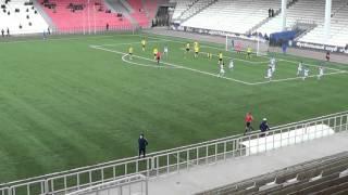 ФК Челябинск - ФК Волга Ульяновск 3-0