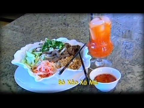 Bún Bò Xào Xã Mè - Xuân Hồng