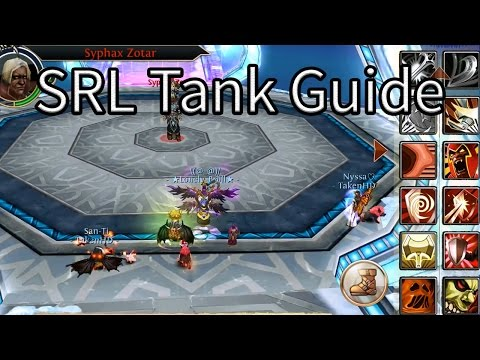 Order And Chaos Online SRL Tank Guide