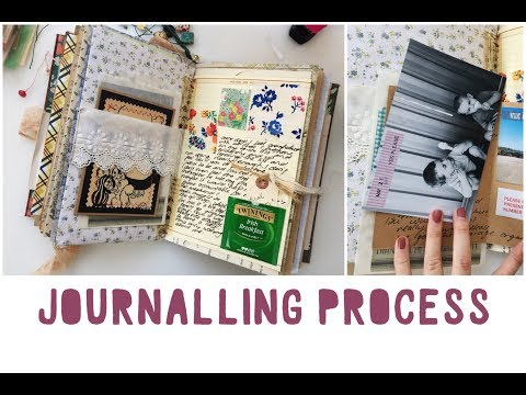 JUNK JOURNAL WITH ME - Ep 03