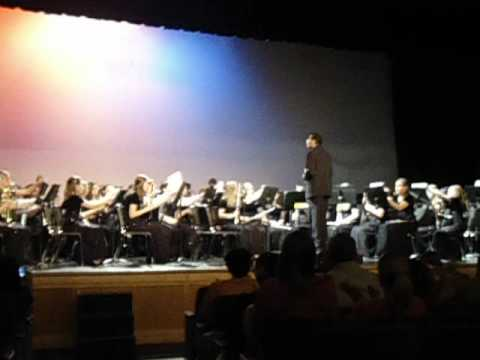 Stonewall Jackson Middle School Spring Concert 2012