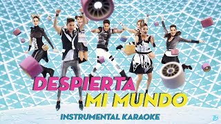 Soy Luna - Despierta Mi Mundo [Karaoke Instrumental]