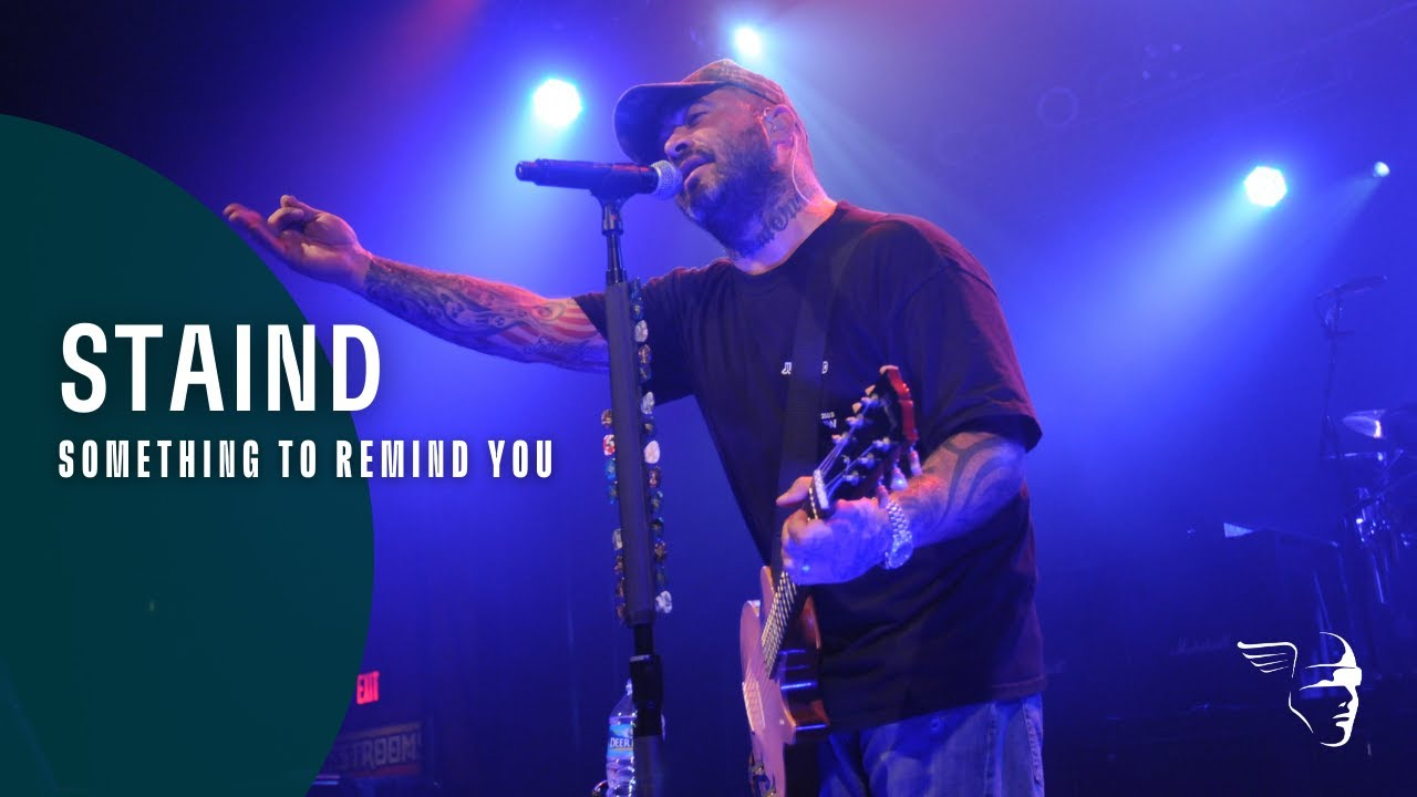 Staind - Something To Remind You (Live At Mohegan Sun) ~ 1080p HD #1
