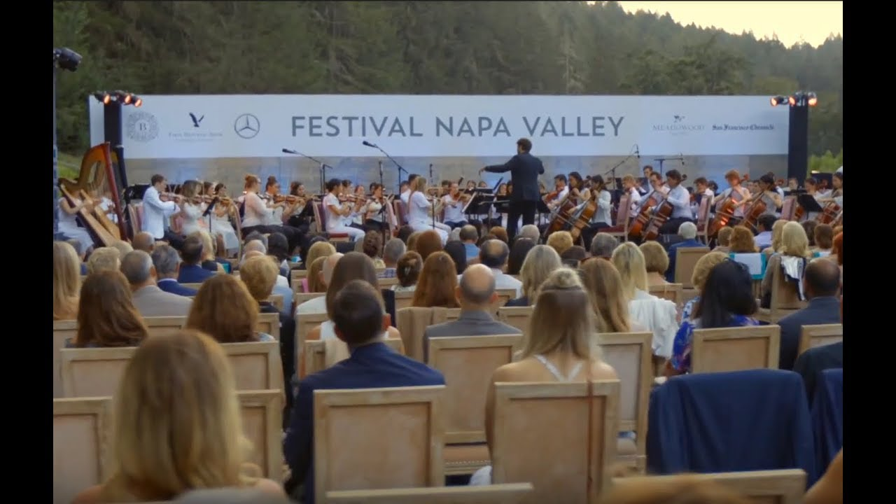 Home - Festival Napa Valley