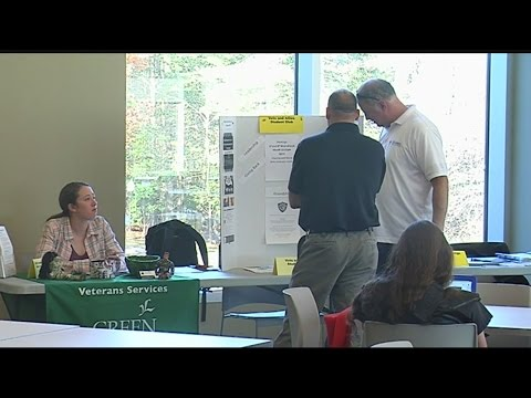 Greenfield Community College hosts information fair for veterans