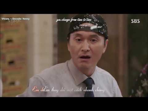 [Vietsub - Engsub - Kara] You're pretty - Jung Ho (Doctors OST Part 4)
