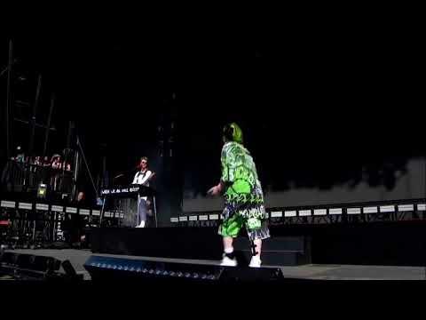 Billie Eilish Live2019 - My Strange Addiction (Reading Festival)