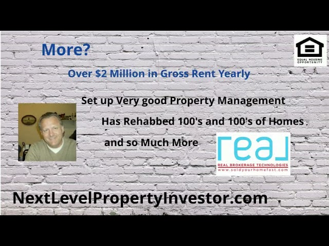 Having the tools to Succeed with Real Estate