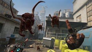 Вот так надо играть в Half-Life: Alyx VR