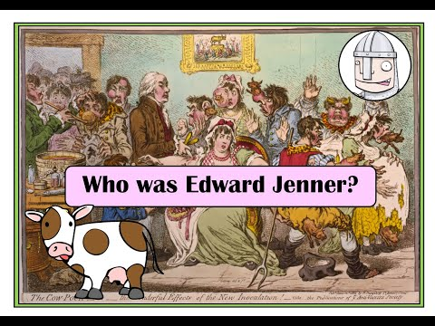Edward Jenner - Smallpox Vaccine