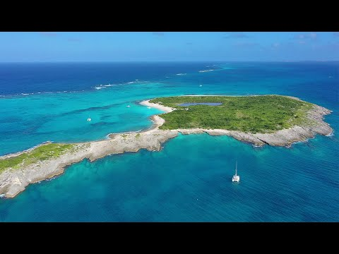 BEST Remote Caribbean Islands with Anguilla Charters