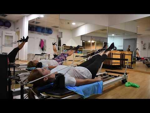 Pilates en grupos reducidos con máquinas Almería