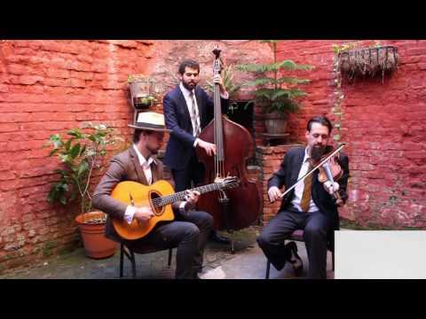 Showarama Gypsy Jazz Trio - If I Had You