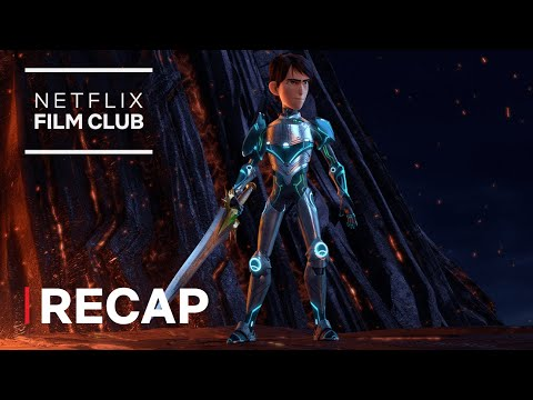 Everything You Need to Know Before Trollhunters: Rise of the Titans | Netflix