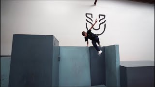 Parkour Kids Jump Into 2020