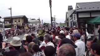 2011/09/11 宮城県大崎市岩出山 政宗公祭り