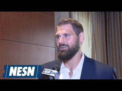 Sebastian Vollmer Talks About Weight Loss, Life After NFL