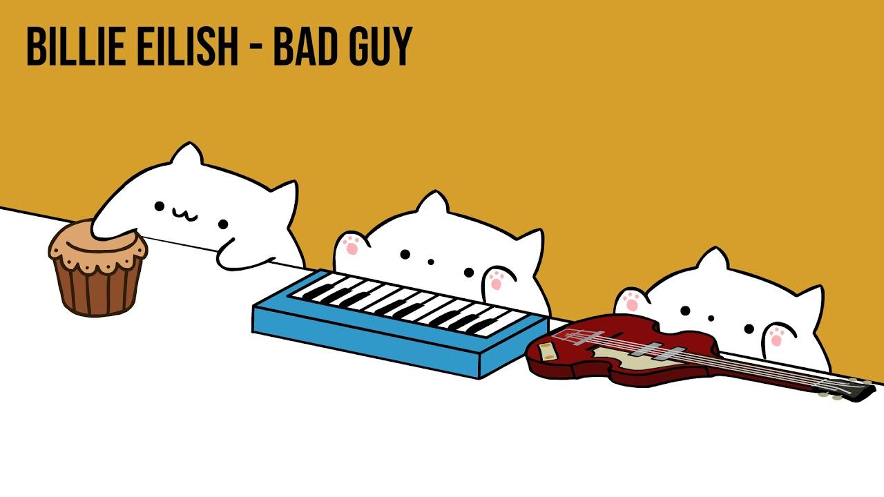 Bongo Cat - Billie Eilish