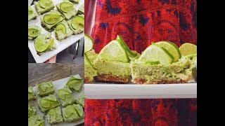 Raw Vegan Key Lime Pie !