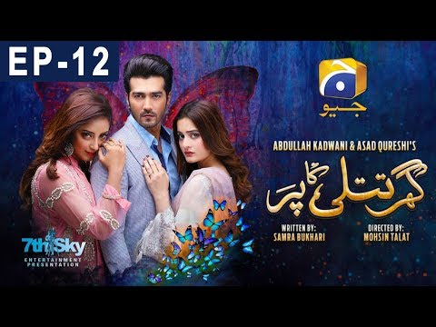 Ghar Titli Ka Par Episode 12 | Har Pal Geo