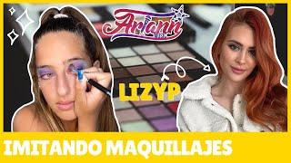 Probando todo el maquillaje de Lizy_P 😱  ¿Vale la pena verdad?