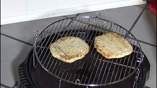 Frozen Chicken Burger Patties, NuWave Oven Heating Instructions