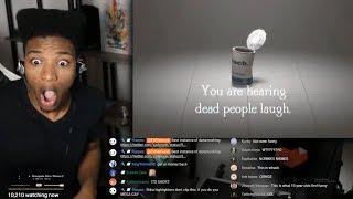 Etika Reacts To A Funny (Creepy) [Etika Stream Highlight]