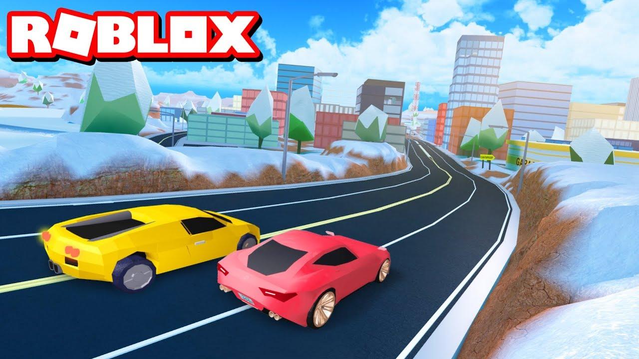 NEW FASTEST CAR IN JAILBREAK! | Roblox Adventures