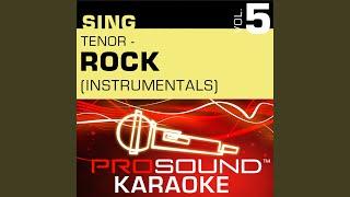 Sitting Waiting Wishing (Karaoke Instrumental Track) (In the Style of Jack Johnson)