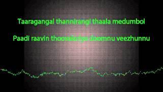 Nilave Nilave (Chattakkari) Karaoke by Praveen Menezes