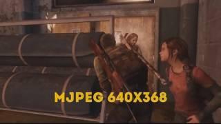 """PS3 """"The Last of Us"""" Test   MYSIS POC PLUGIN 2016"""