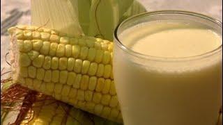 Suco Cremoso de Milho Verde