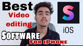 BEST video editing SOFTWARE for ios/iphone 2019