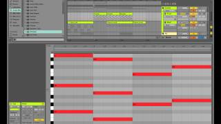 Ableton Live 9 Piano Roll Tutorial