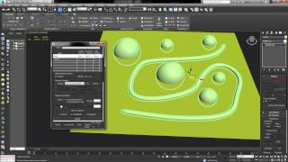 3ds Max bake texture / render to texture (Normal , ambient occlusion / lightning , id ) 3d Tutorial