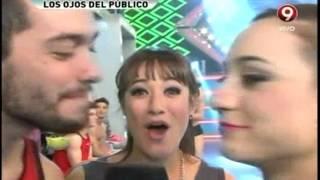 vuclip Paio y Bianca, la nueva pareja de Combate (30-09-2015)
