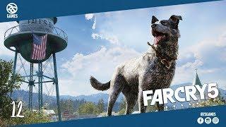Far Cry 5 #12 Végigjátszás COOP - És itt a végjáték  /w Betti /Live/