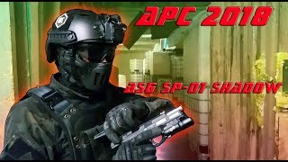 Airsoft at APC Phoenix CQB Arena ASG CZ SP-01 Shadow