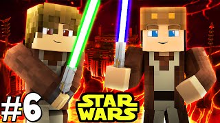 Minecraft STAR WARS - LEARNING THE FORCE! #6 (Minecraft Roleplay)