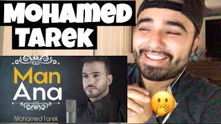 "Gambar cover Reacting to Mohamed Tarek "" Man Ana"""