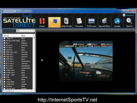 Satellite Direct TV to PC Software