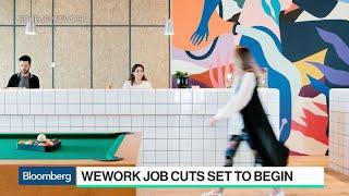 WeWork Begins Job Cuts This Week