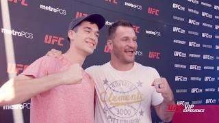 UFC Chile: Experiencia VIP